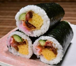 2月3日は節分恵方巻。寿司屋の恵方巻をどうぞ!