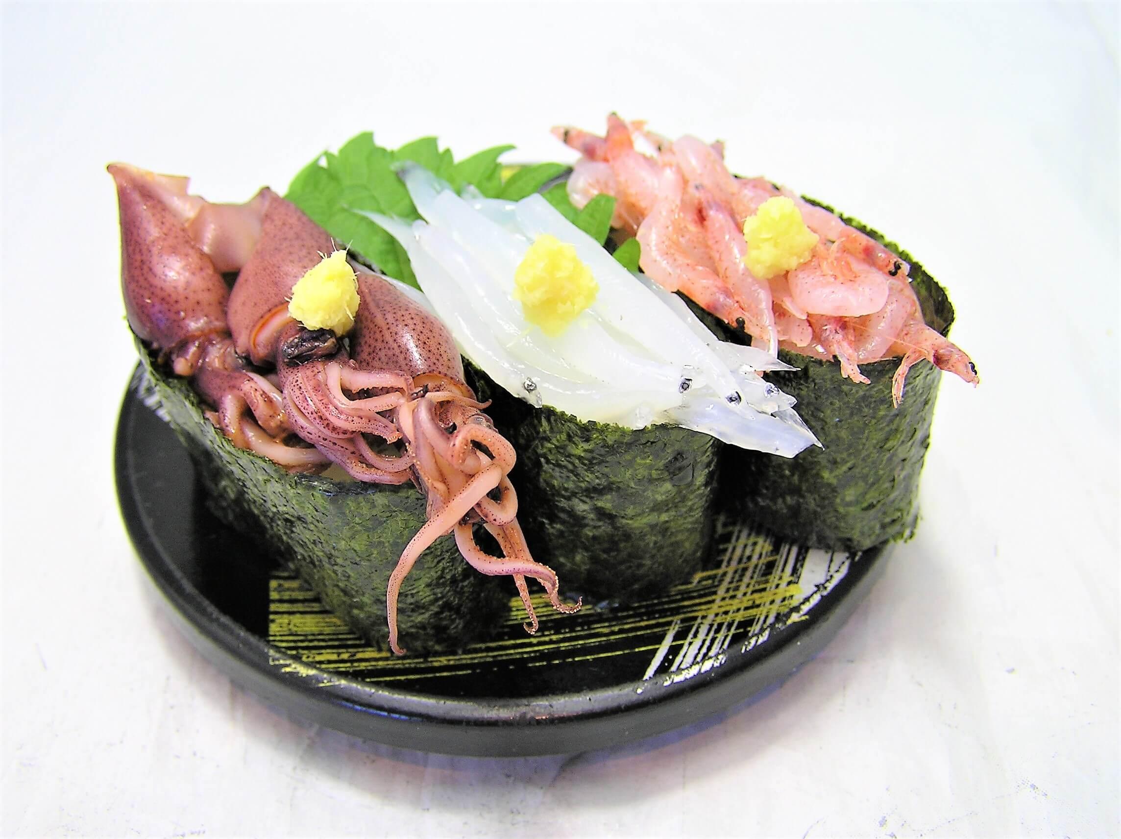 ほたるいか・白魚・桜えびの素材の味を楽しみたいという方へ