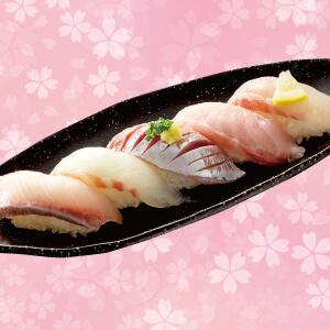 おすすめ鮮魚5種盛り