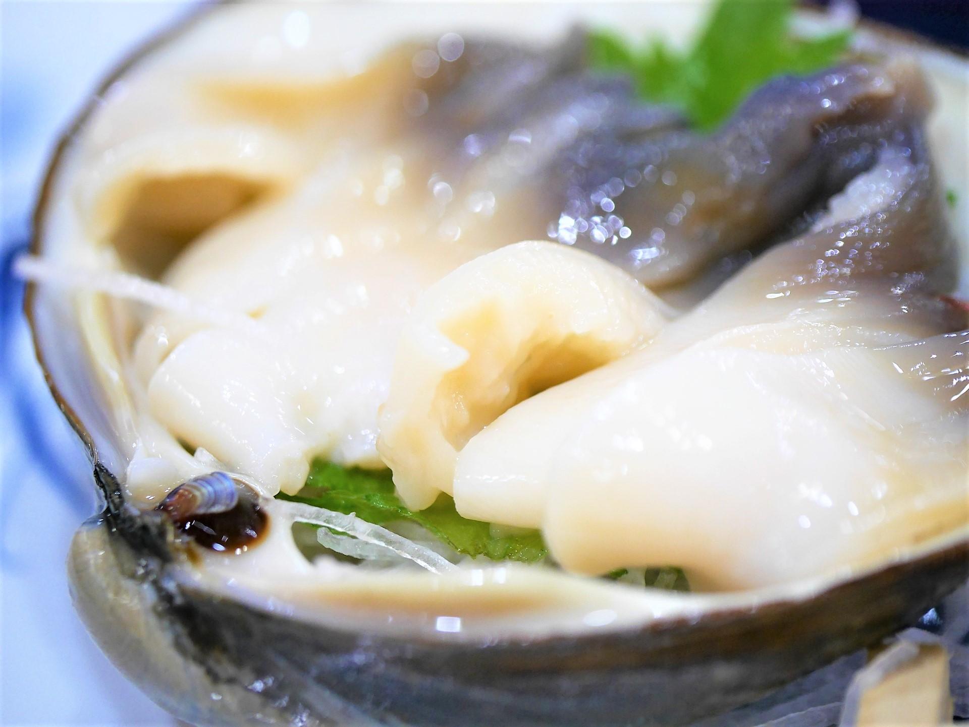 寿司が一番美味い北寄貝